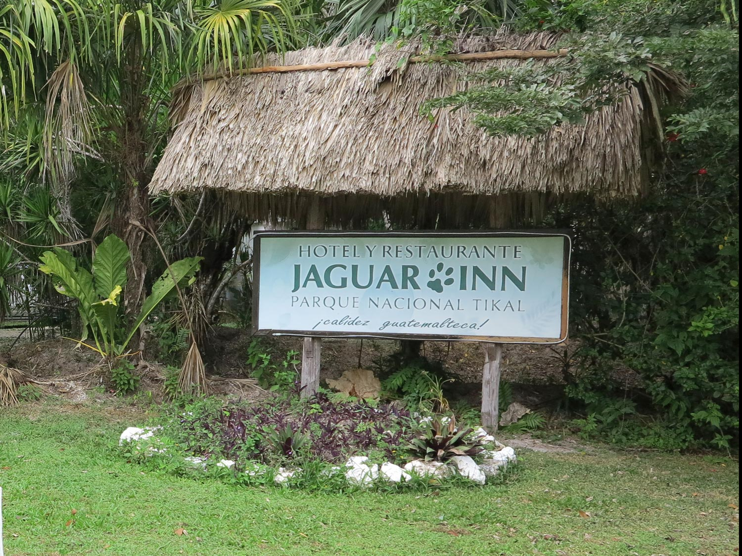 Tikal National Park Accommodations - Jaguar Inn Hotel