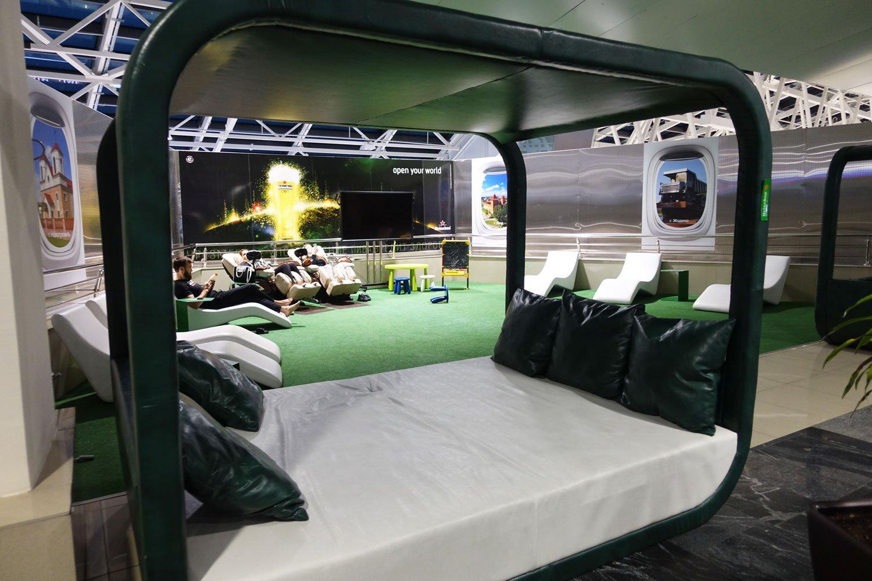 business lounge minsk day bed cabana