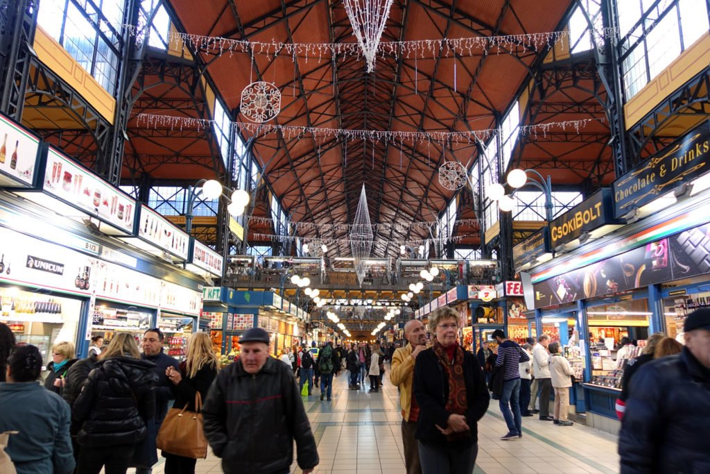 budapest great market hall