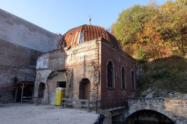 Budapest Thermal Baths molnar janos cave turkish powder mill