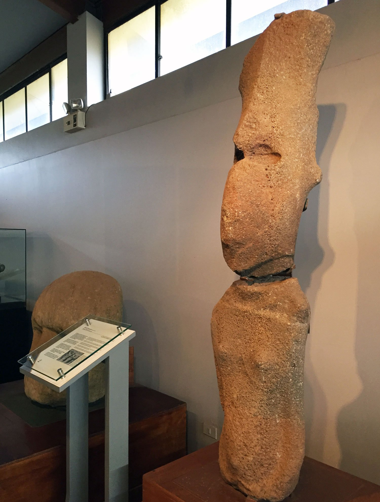 unusual things to do on easter island female moai