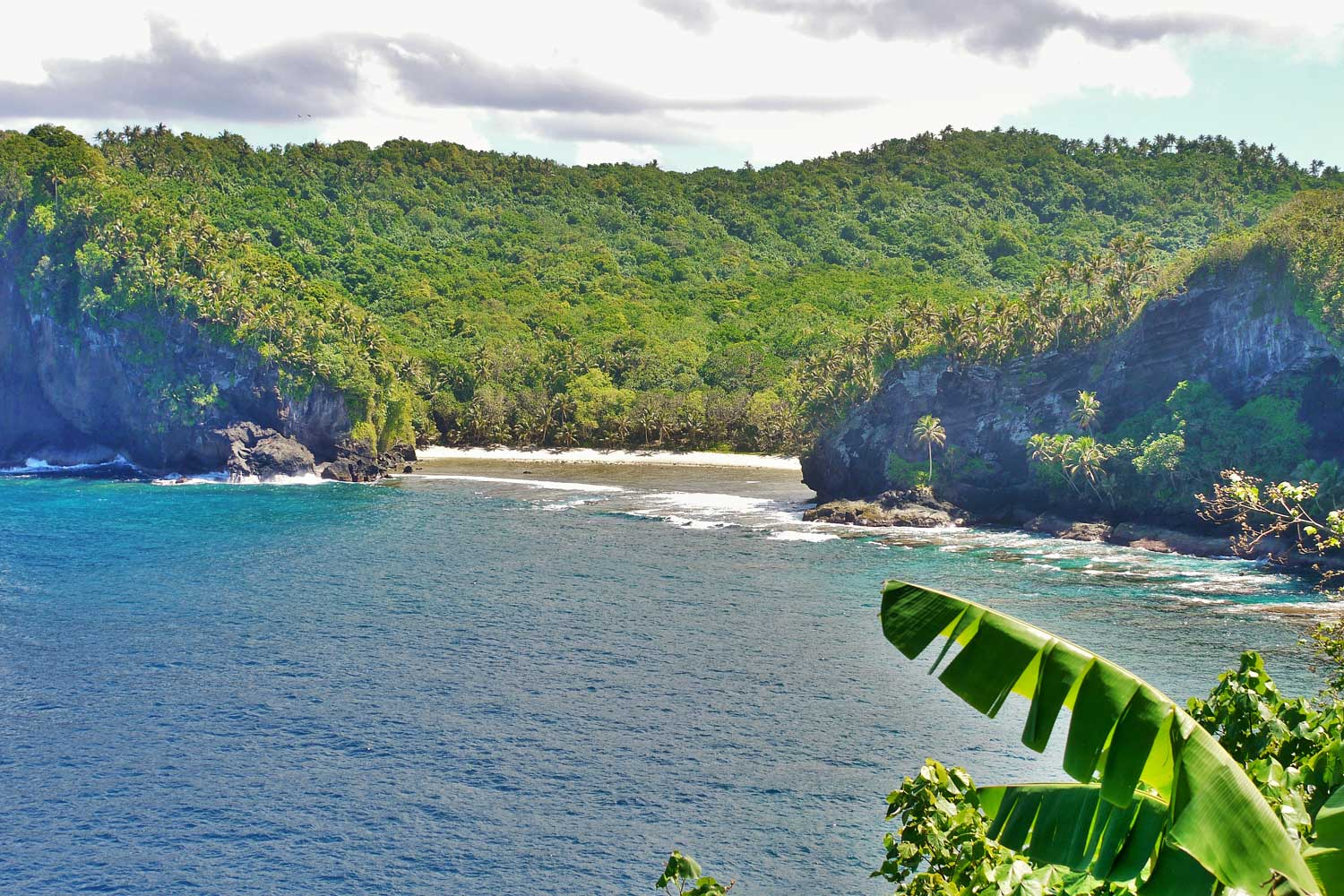 South Pacific Island Vacation destinations - American samoa