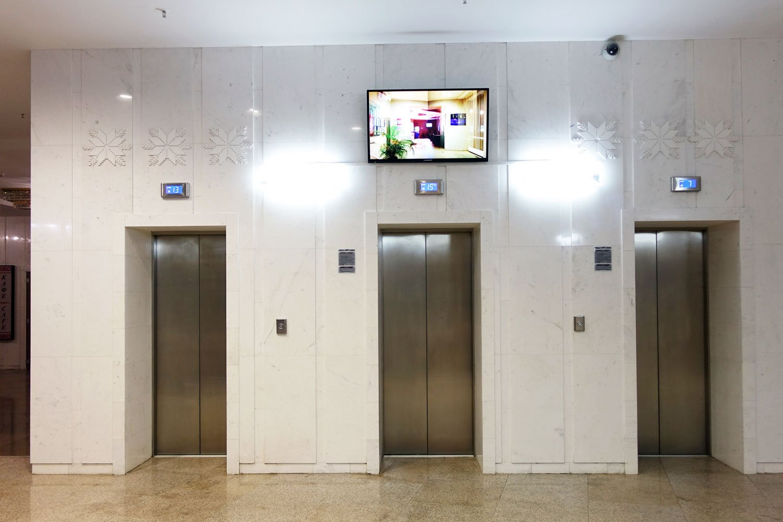 hotel belarus minsk elevators