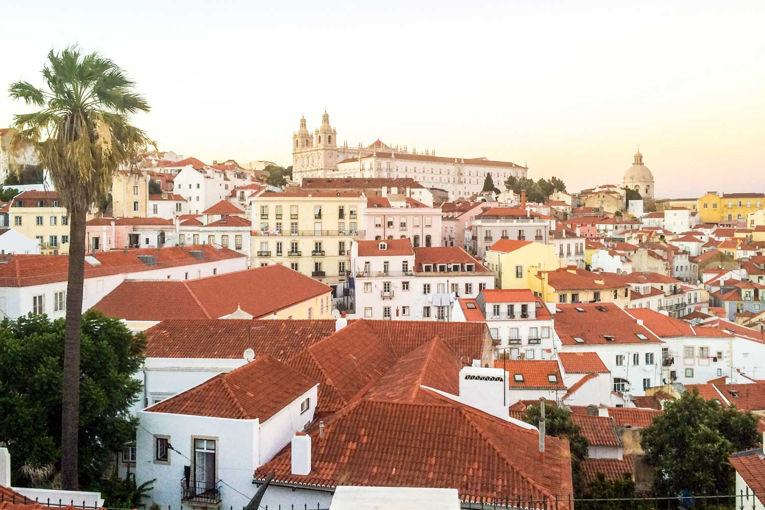 Places to stay in Lisbon