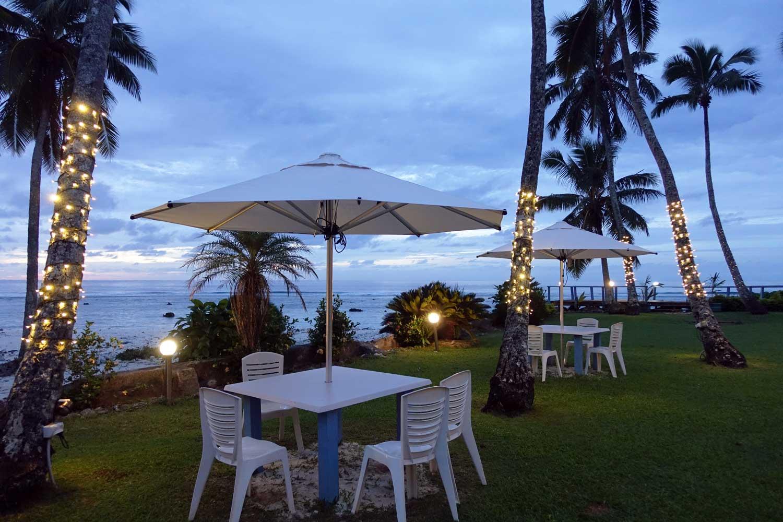 cook islands food tamarind restaurant