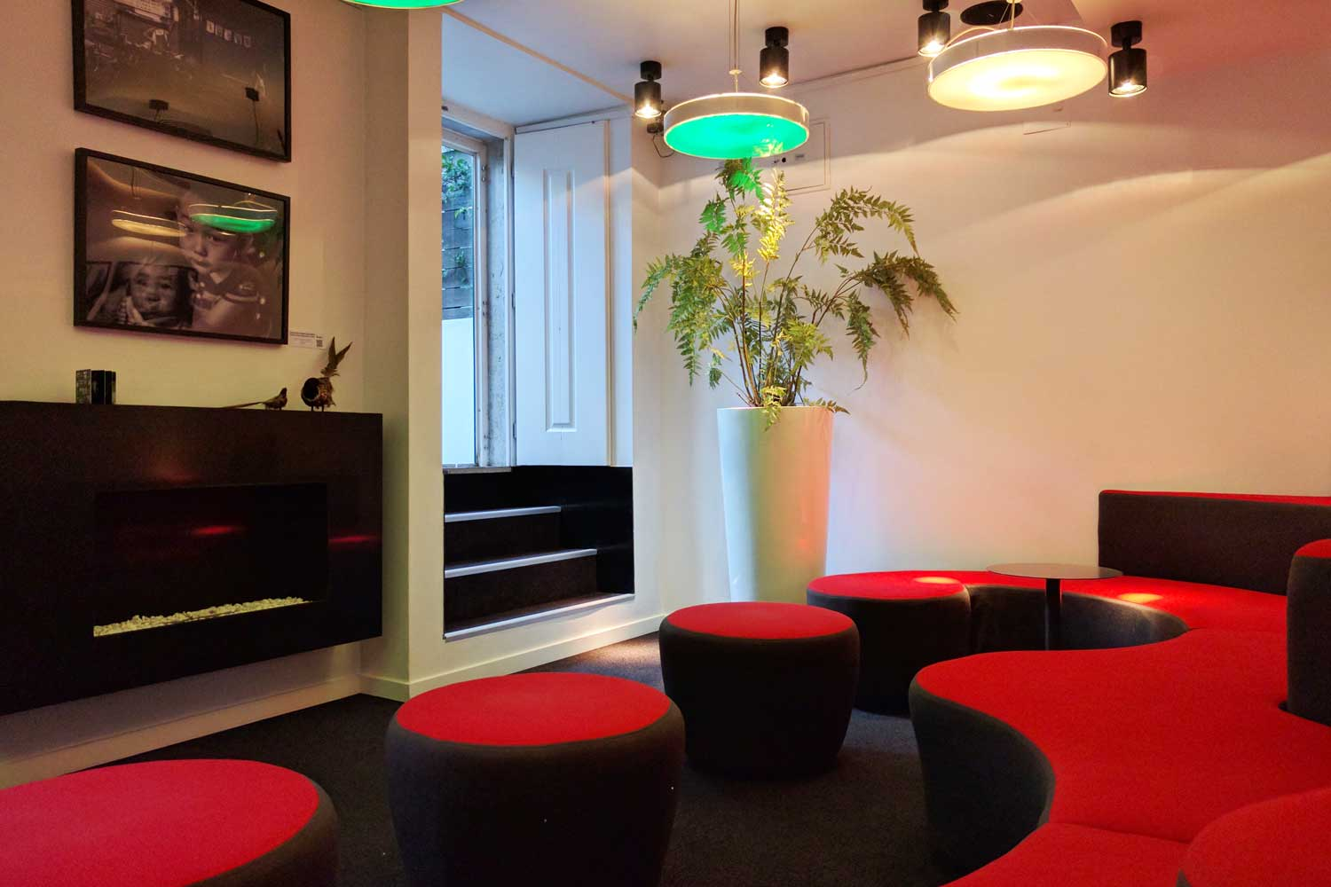 Places to stay in Lisbon Hotel Gat Rossio