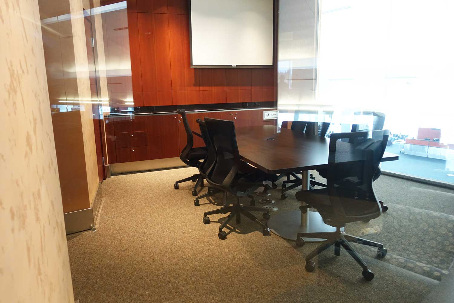 The Club at SEA conference room