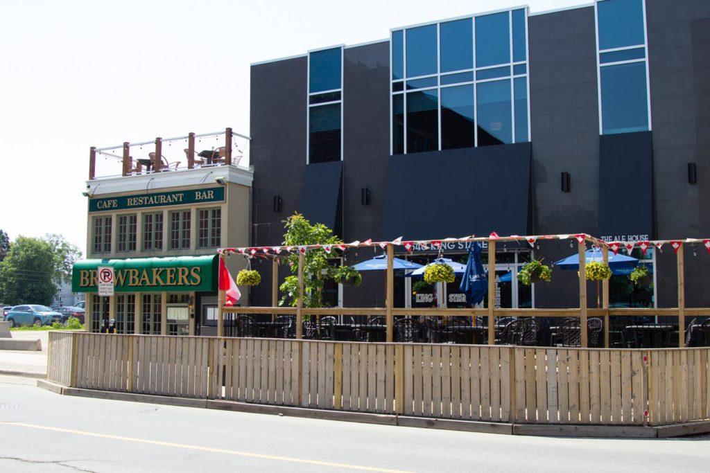 Best craft beer in Fredericton - King Street Ale House / Brewbakers