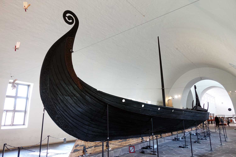 Oslo Pass viking ship museum