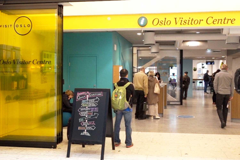 Oslo Pass visitors center