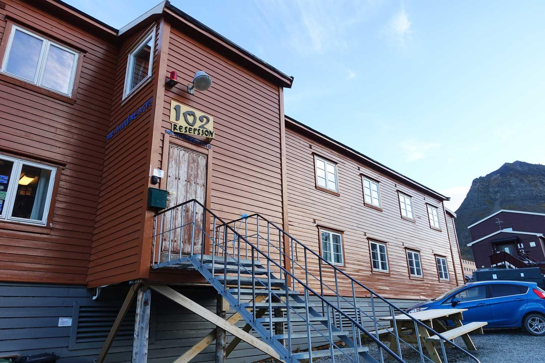 Svalbard Hotel - Gjestehuset 102