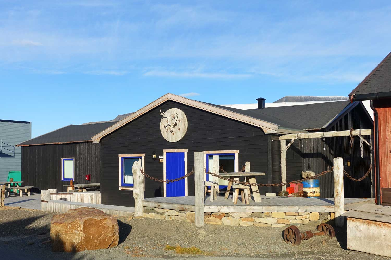 Svalbard Hotel - Mary-Ann's Polarrigg