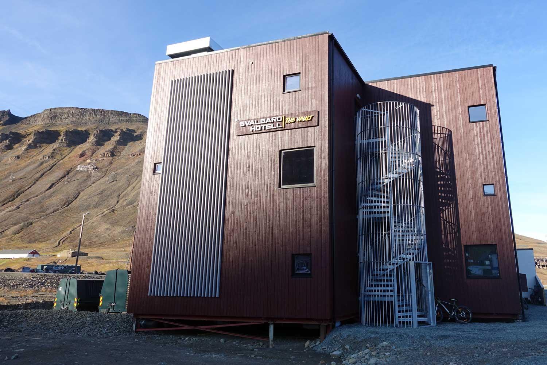 Svalbard Hotel - Svalbard Hotell The Vault