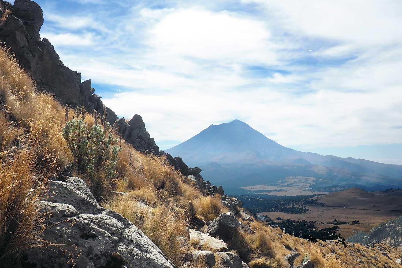 Mexico City Day Trip - Popo Volcano
