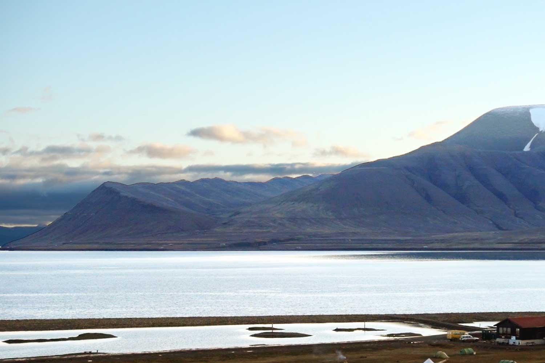 Svalbard Hotel - camping