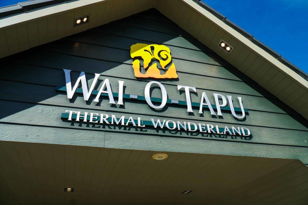 Wai-O-Tapu Thermal Wonderland Visitor Center