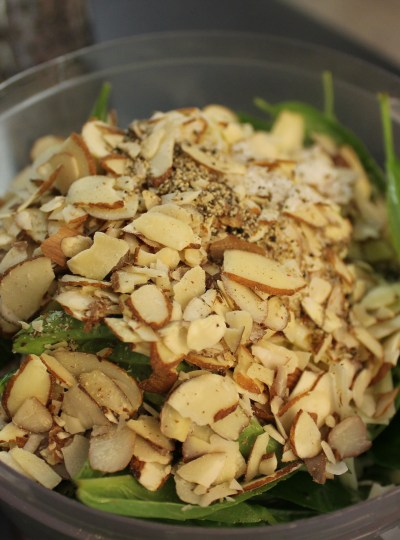Saving Summer: How to make and freeze basil pesto