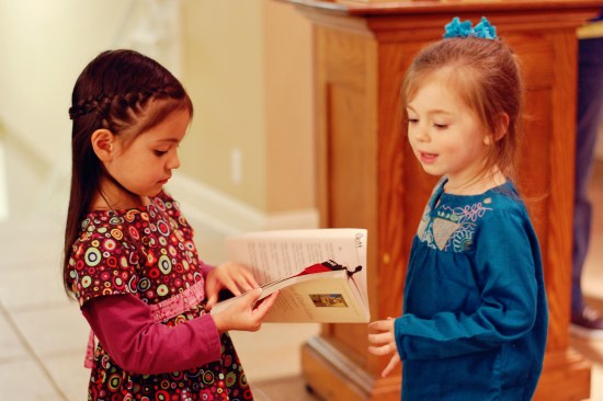 21. Little Literary Ladies
