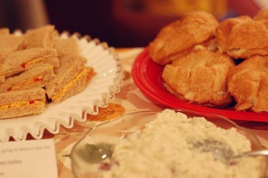 4. Sandwiches