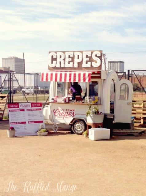 29. Crepe truck
