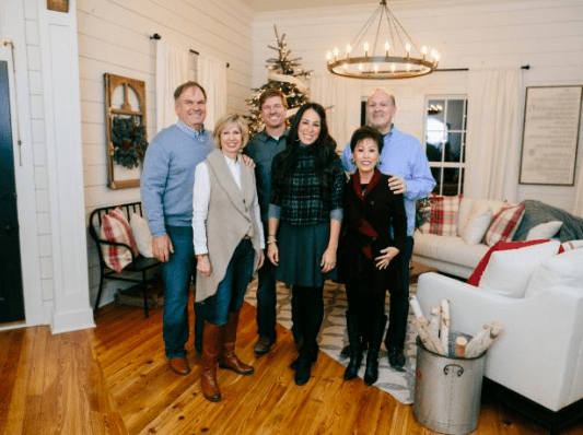 Fixer Upper Christmas episode
