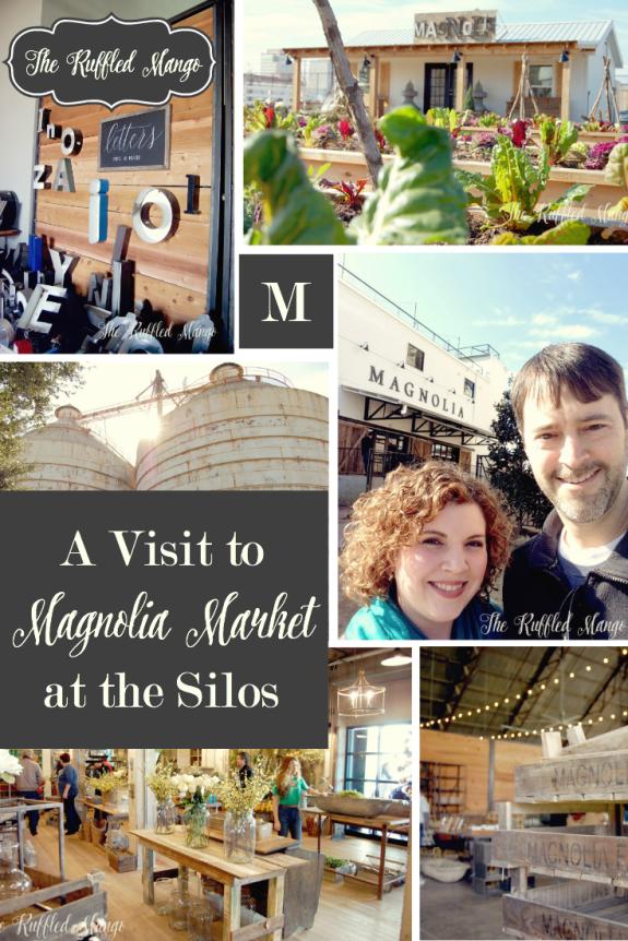 Visit to Magnolia Market
