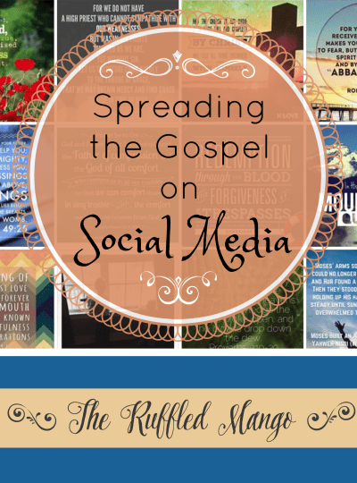 Spreading the Gospel on Social Media