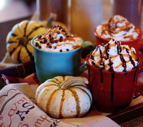 thanksgiving-coffee-bar