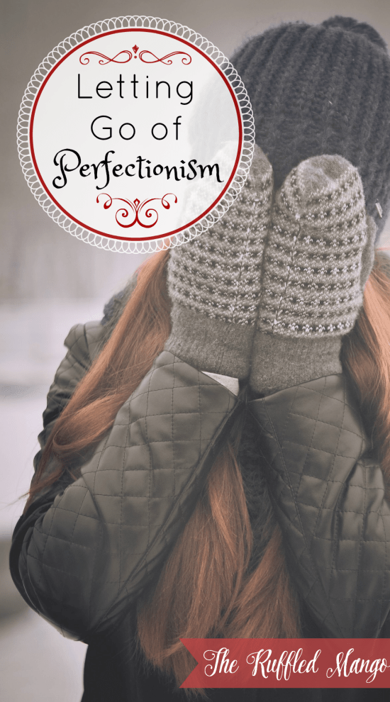 When it comes to our flaws, nothing is so small that we can't blow it out of proportion. But we can find sanity by kicking perfectionism to the curb when we realize that God doesn't require us to be flawless. That's His job.