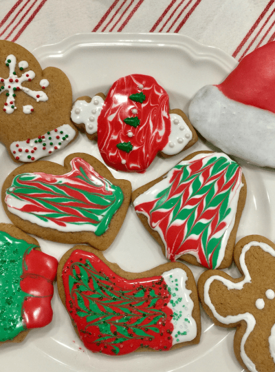 Family Favorite: Gingerbread Cookies