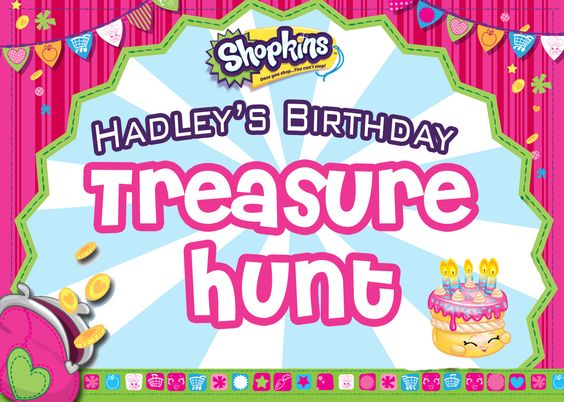 photograph relating to Shopkins Birthday Card Printable called Hadleys Shopkin Themed Birthday Occasion -