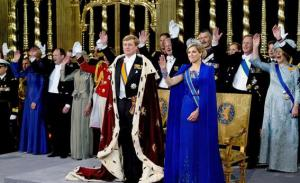 The first male and first female (Brinthoffa) are crowned at the lavish Nobel ceremony.