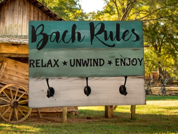 Bach Rules