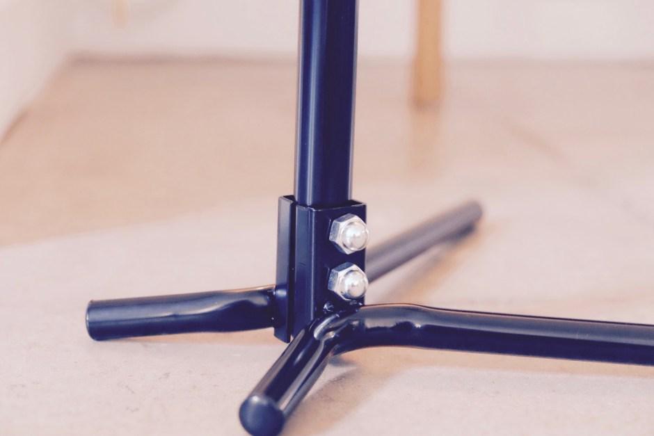 Stand réparation vélo