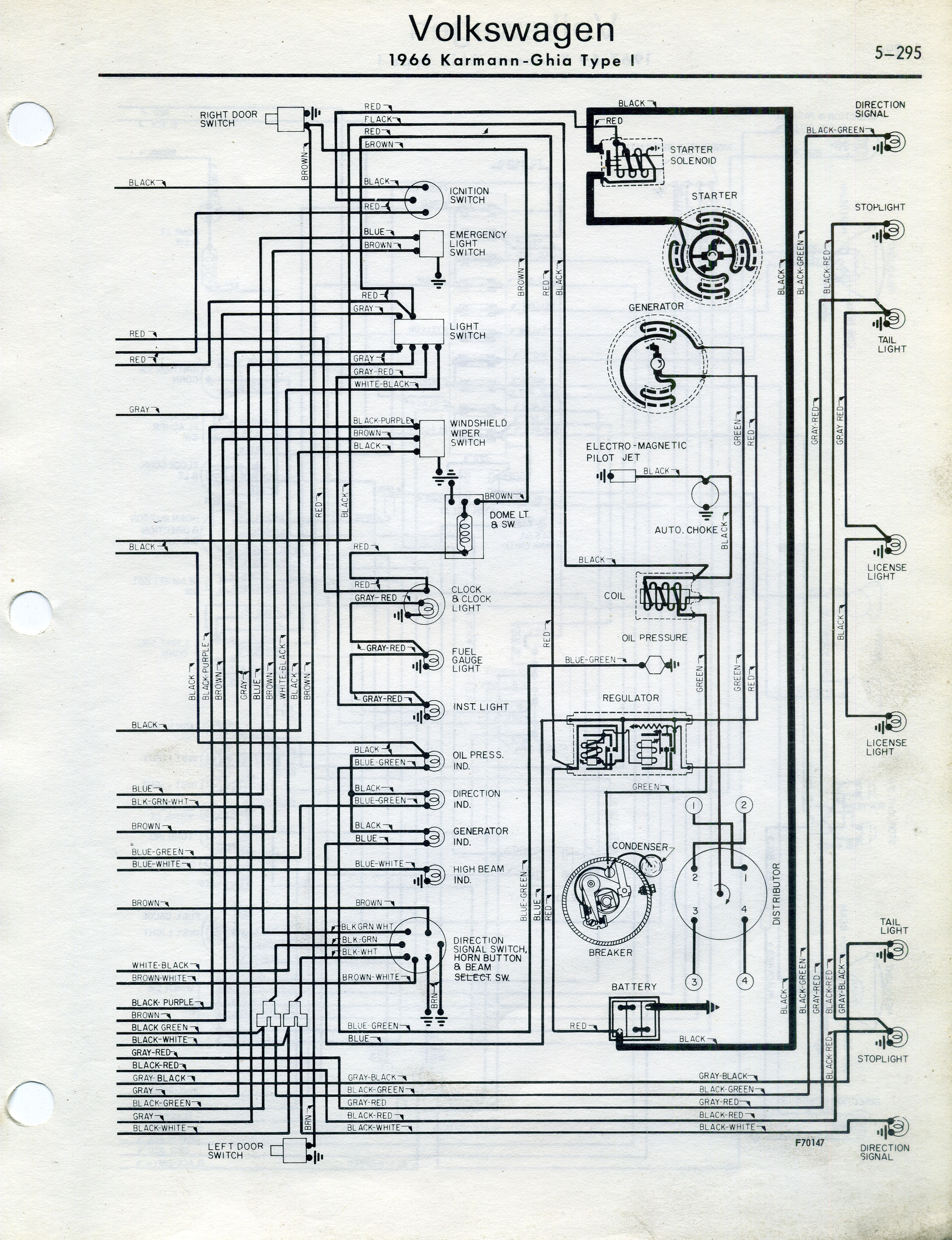 Vw Bus Schematic