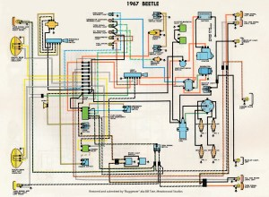 TheSamba :: Type 1 Wiring Diagrams