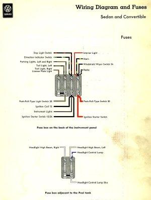 Wire Diagram Fuel Door Switch 2001 Volkswagen Beetle : 52