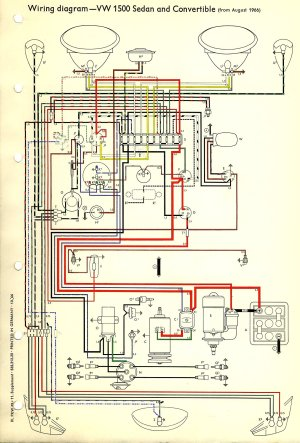 1972 Beetle Wiring Diagram | WIRING DIAGRAM