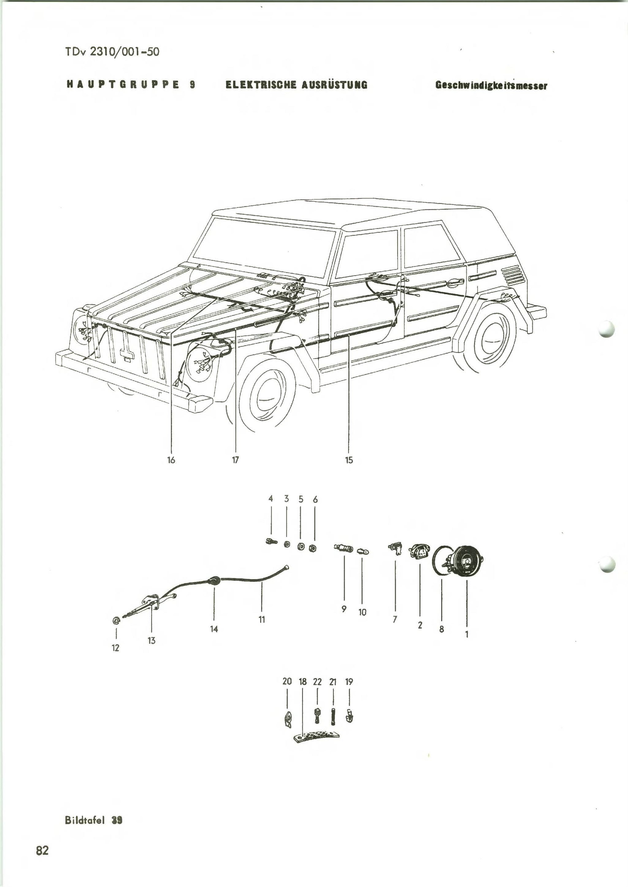 Parts For Vw Cabriolet