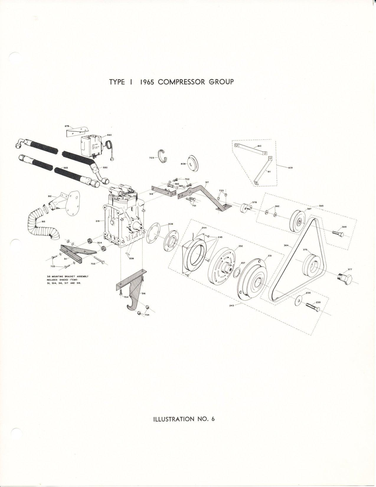Thesamba Air Conditioning Parts List