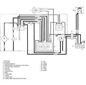 TheSamba :: VW Eberspacher Gas Heater Installation Manual  BN 2 Model