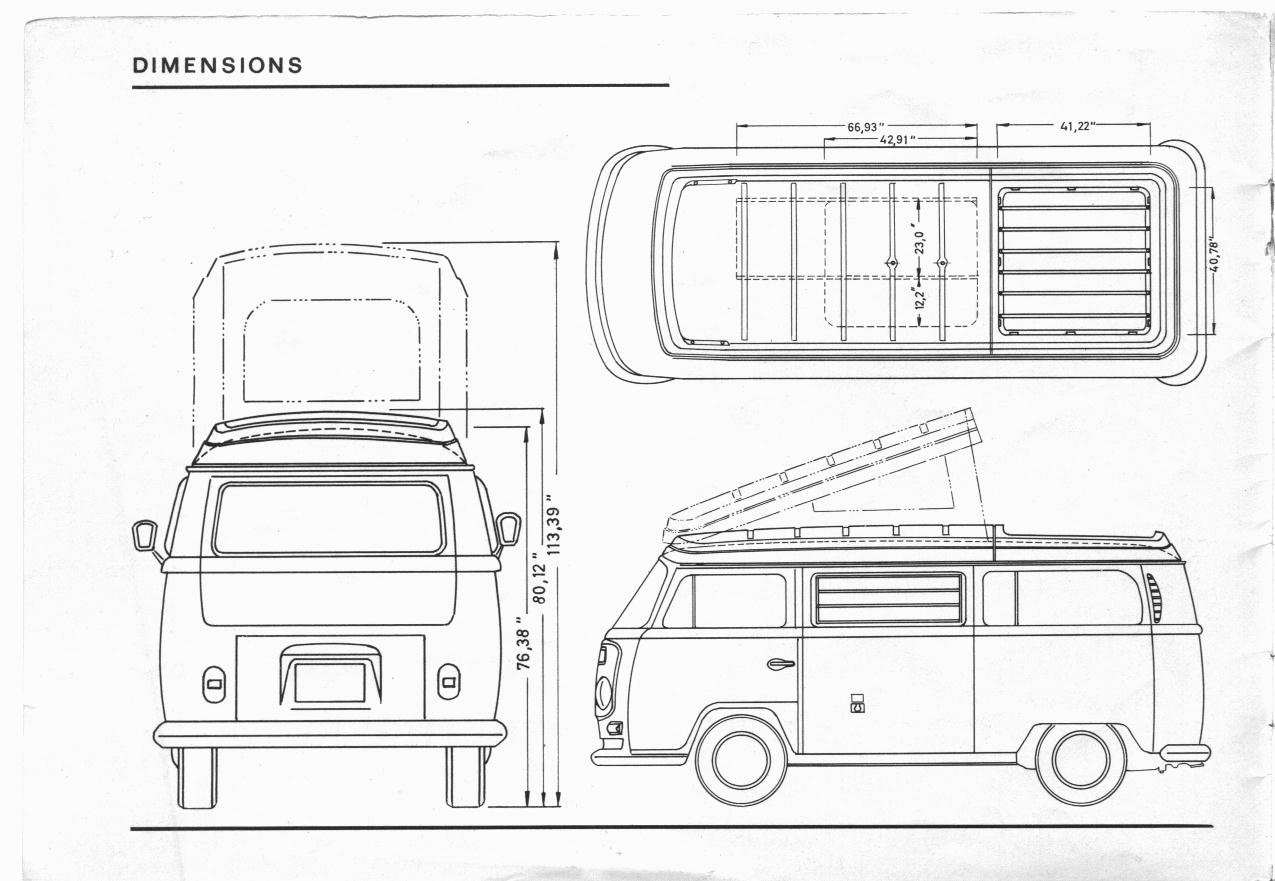 Thesamba Westfalia Campmobile Operating