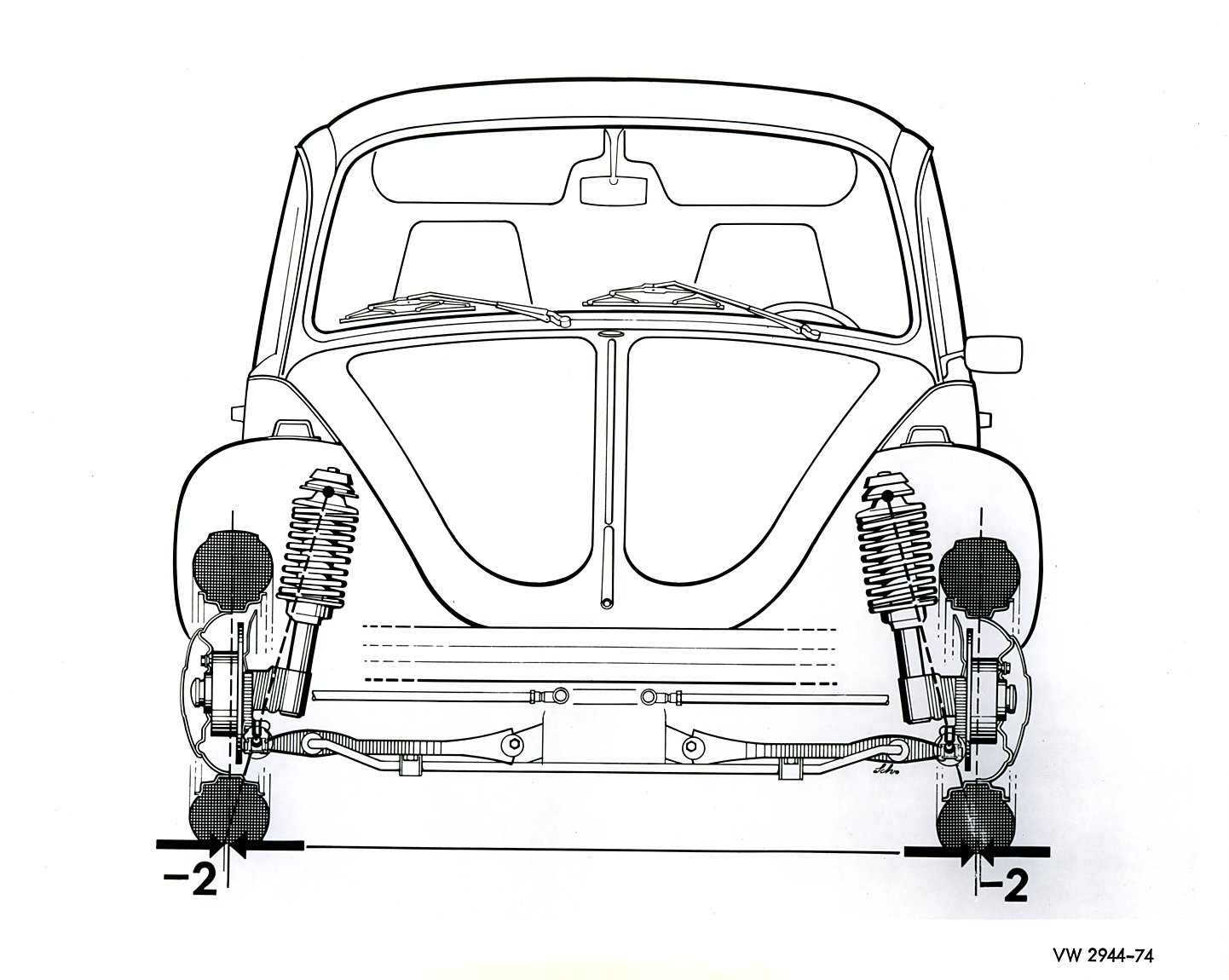 Vw Drawings