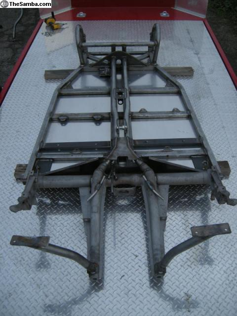 VW Classifieds Tube Chassis For Manx Cars