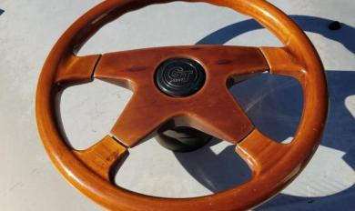 Gt Grant Wood Steering Wheel | Wooden Thing