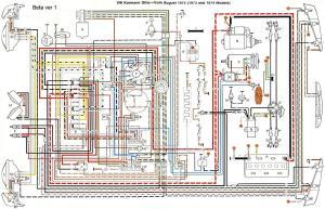 Porsche 356c Wiring Diagram  Somurich