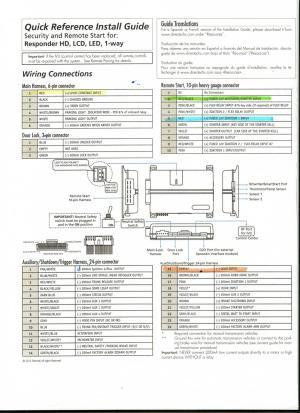 TheSamba :: Vanagon  View topic  Viper Alarm Wiring