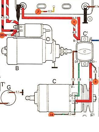 Vw Beetle Generator Wiring Diagram - Wiring Diagram