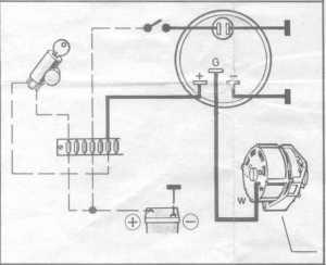 TheSamba :: Gallery  Bosch alternator Wterminal to
