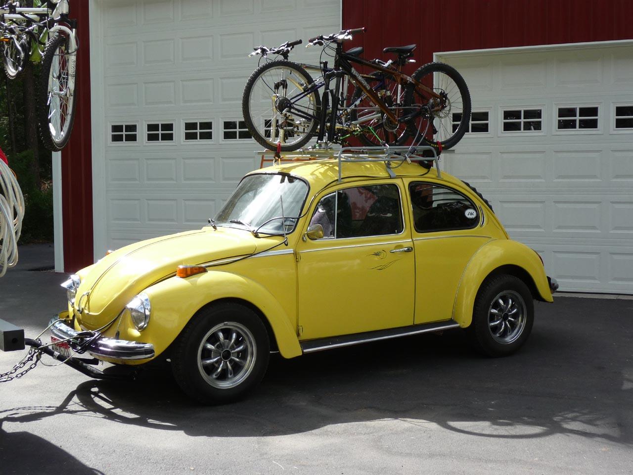 1968 beetle roof rack question